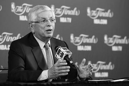 Photo of Умер бывший комиссар НБА Дэвид Стерн: Баскетбол: Спорт: Lenta.ru