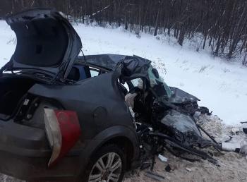 Photo of В страшной аварии на трассе в Башкирии погибла целая семья из Стерлитамака