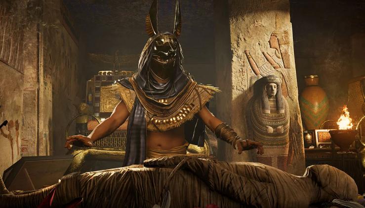 Игры про Египет