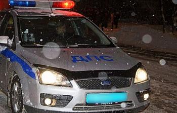 Photo of В Башкирии сотрудники ГИБДД спасли одинокого незрячего мужчину, замерзающего на трассе