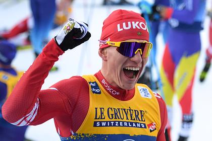 Photo of Большунов выиграл марафон на этапе Кубка мира