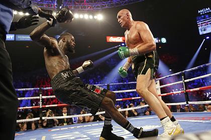 Photo of Фьюри нокаутировал Уайлдера и стал чемпионом мира по версии WBC