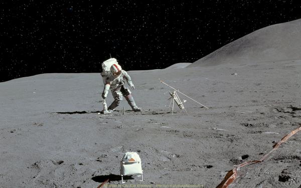 Photo of Под поверхностью Луны могут скрываться останки древней планеты Солнечной системы