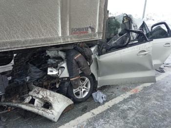 Photo of В больнице скончалась девочка, чьи родители погибли в ДТП с грузовиком на трассе Уфа-Оренбург
