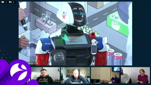 Photo of Российские инженеры представили роботов для борьбы с COVID-19