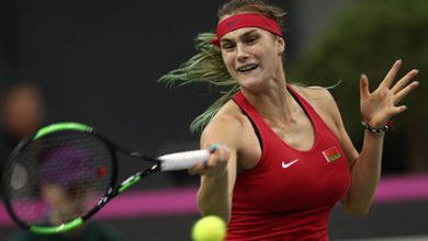 Photo of Белорусская теннисистка отметила день рождения откровенным фото