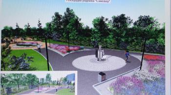Photo of В Стерлитамаке реконструируют набережную Стерли и сквер за кинокомплексом «Салават»