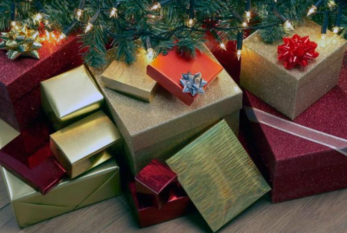 Выбор подарка в новый год